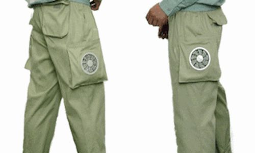 Air Conditioned Pants