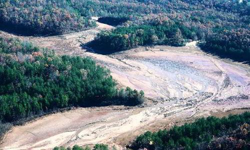 Kelly Barnes Dam Disaster