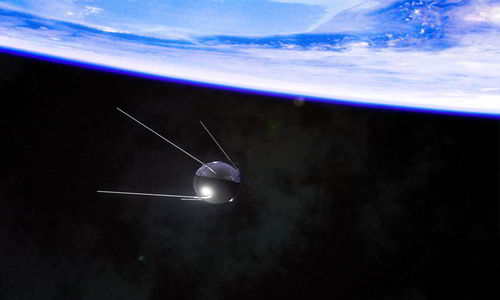 sputnik 1 first spacecraft
