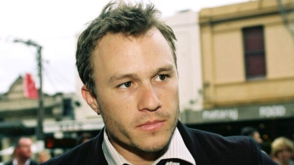 Heath ledger death