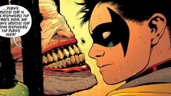 Making Damian Wayne Fight Batman