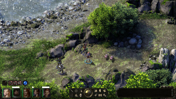 Pillars of Eternity 2015 Game