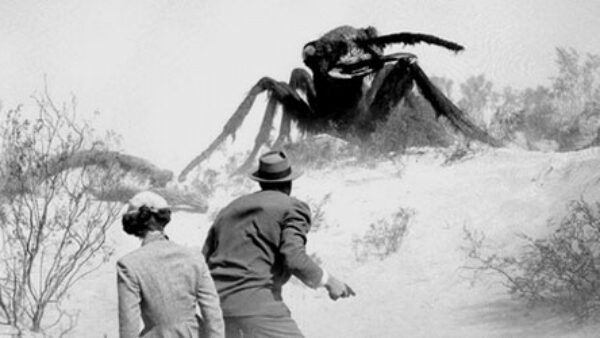 Them giant bug movies 1950s
