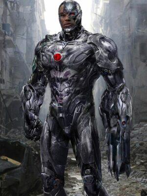 Where is Cyborg