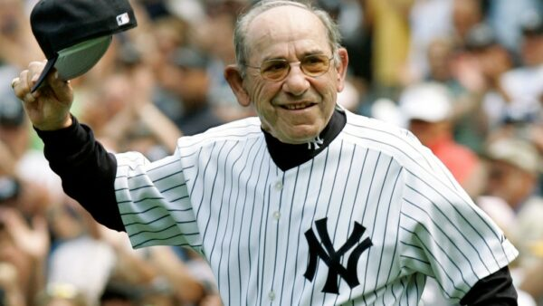 Yogi Berra Baseball Legend