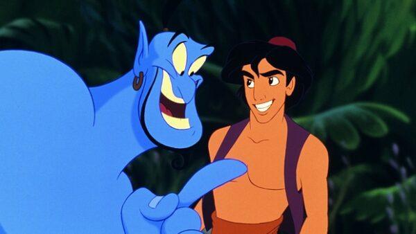 Arabian Nights Aladdin