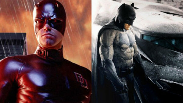 Ben Affleck as Daredevil And Batman