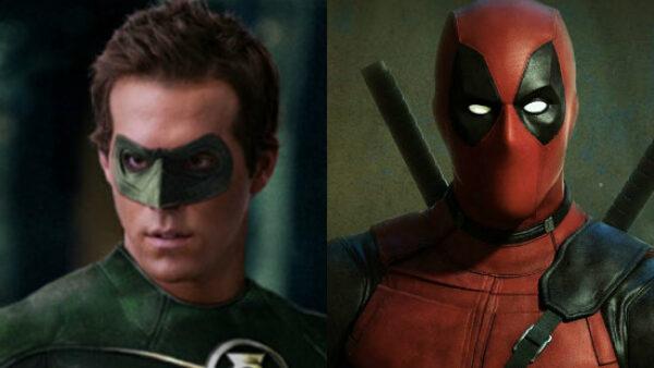 Ryan Reynolds as Green Lantern And Deadpool