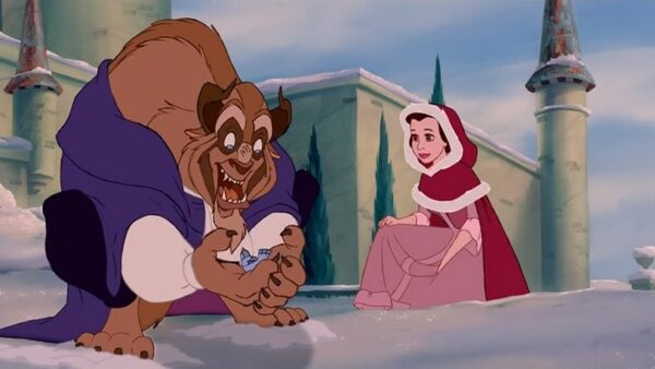 Beauty And The Beast Movie 1991