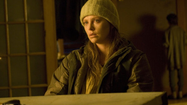 Charlize Theron in The Road 2009 Movie