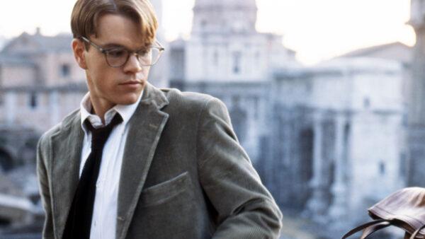 Matt Damon as Tom Ripley