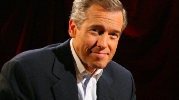 News Anchor Brian Williams
