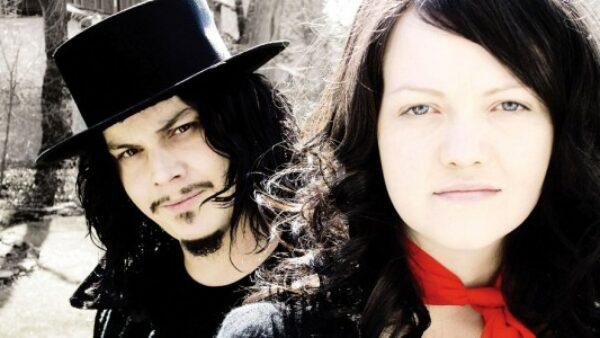 Rock Duo The White Stripes
