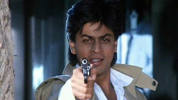 Shahruh Khan good guy actor who portrayed great villain