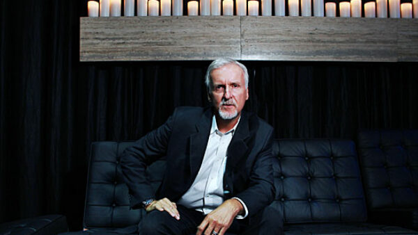 Spider Man Director James Cameron