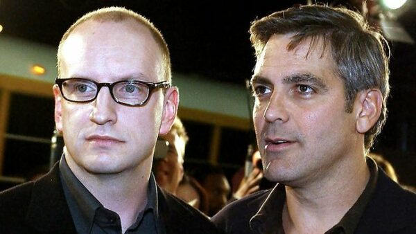 Steven Soderbergh and George Clooney