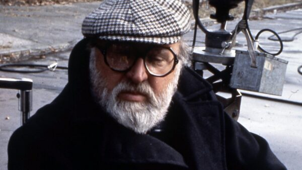 The Godfather Director Sergio Leone