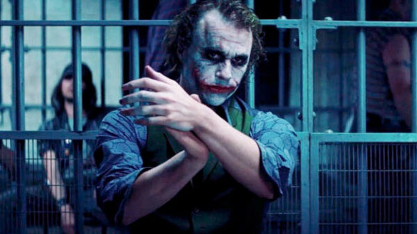 The Joker The Dark Knight