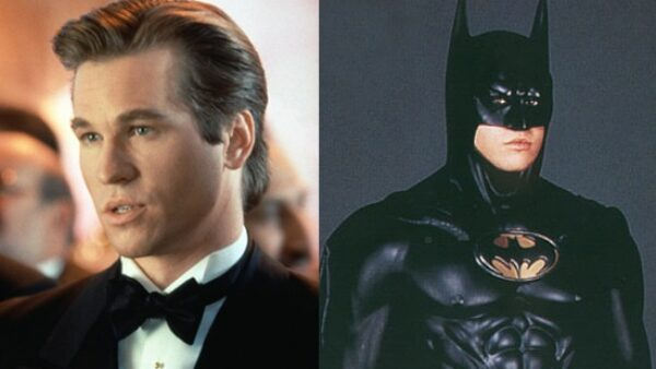 Val Kilmer as the Batman