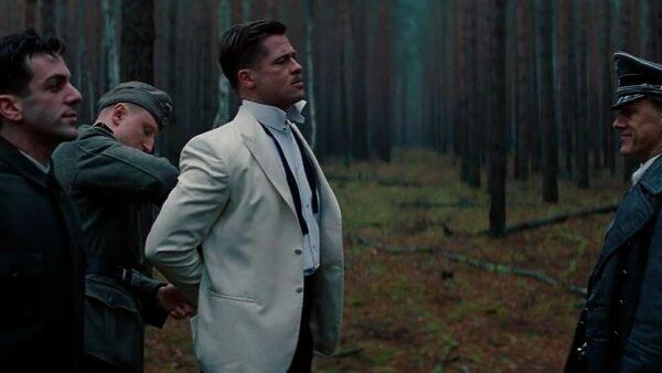 2009 Movie Inglourious Basterds Brad Pitt Most Famous Movie