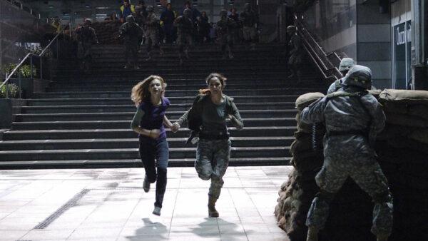 28 weeks later 2007 Movie