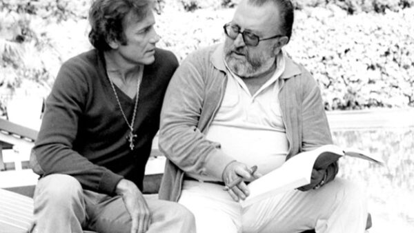 Clint Eastwood and Sergio Leone Actor Director Partnership