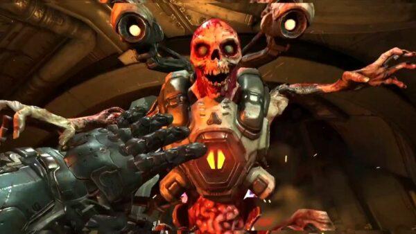 Doom 2016 PS4 Game