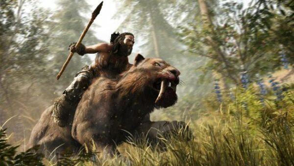 Far Cry Primal 2016 Playstation 4