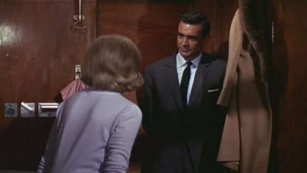 From Russia with Love 1963 Best James Bond Actor Movie