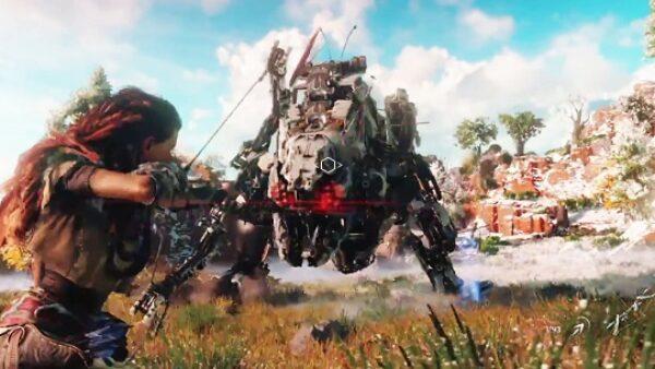 Horizon Zero Dawn Upcoming PS4 Games for 2016