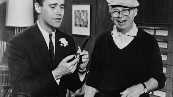 Jack Lemmon and Billy Wilder Actor Director Partnership