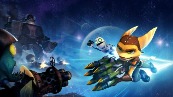 Ratchet & Clank 2016 Game