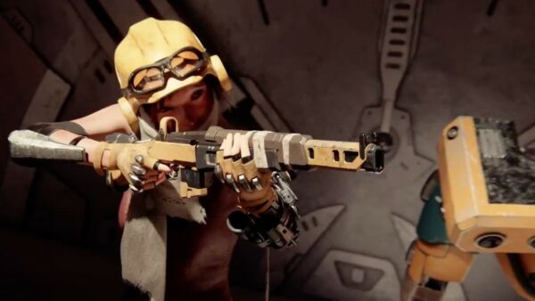 ReCore is one of the best Upcoming Xbox One Games 2016