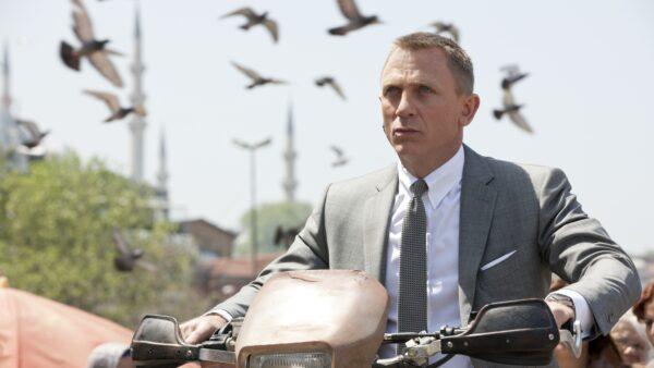 Skyfall 2012 Best James Bonds Movie