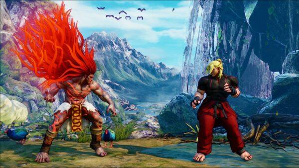 Street Fighter V PS4 Video Game