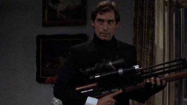 The Living Daylights 1987 Movie