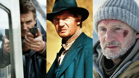 Best Liam Neeson Movies Of All Time