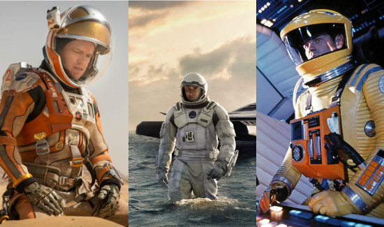 15 Best Space Movies of All Time