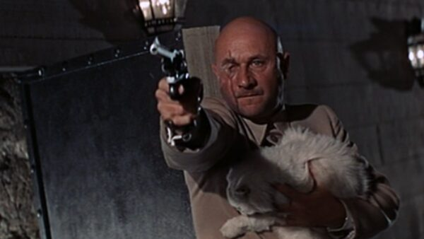 Ernst Stavro Blofeld You Only Live Twice