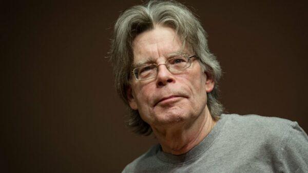 Stephen King Author