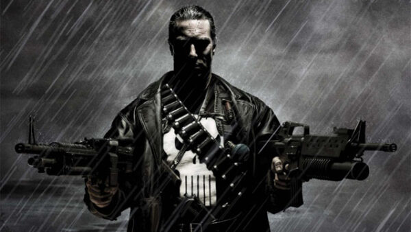 Best Comic Book Anti-Heroe The Punisher
