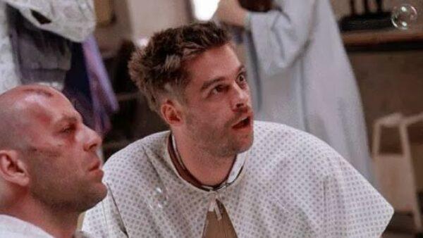 Twelve Monkeys (1995) brad pitt