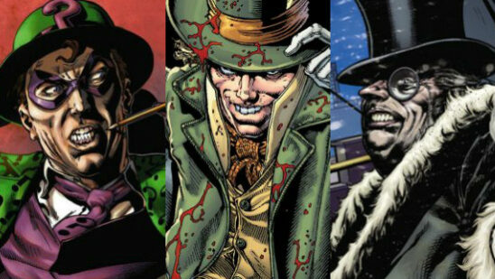 15 Greatest Realistic Batman Villains of All Time