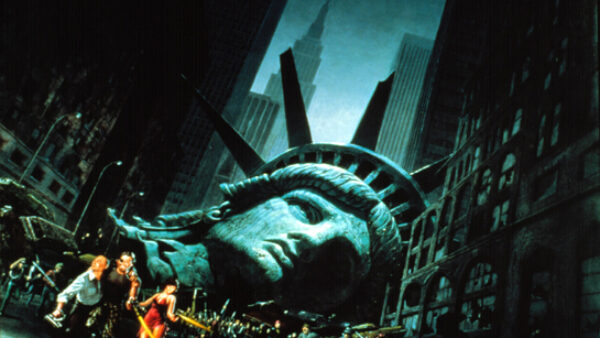 Escape From New York 1981 September 11 prediction