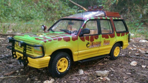 Ford Explorer XLT jurrassic park
