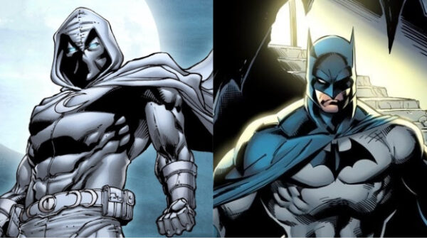 Marvel Characters Stolen from DC Comics Moon Knight VS Batman
