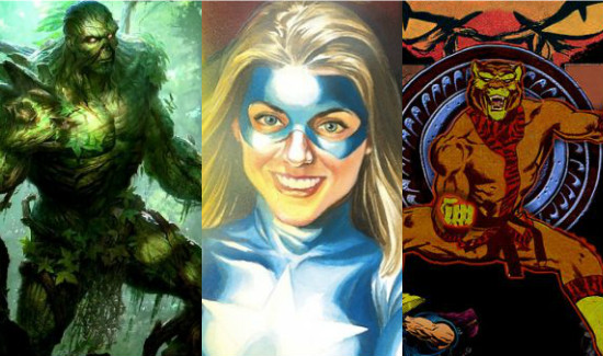 15 DC Characters Stolen From Marvel Comics