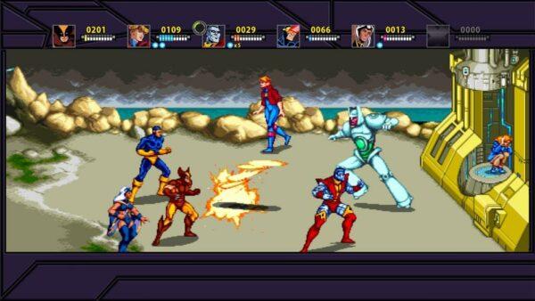 X-Men Arcade 1992