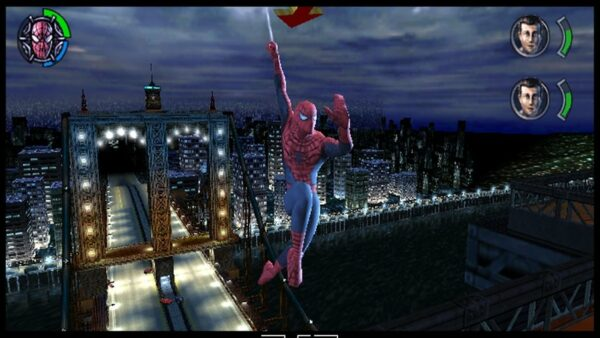 spider man 2 video game 2004