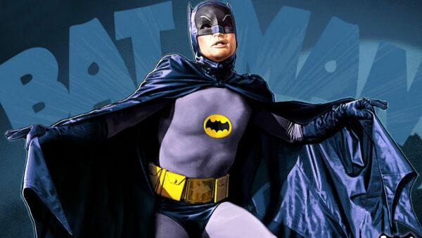 Adam Wests Batman